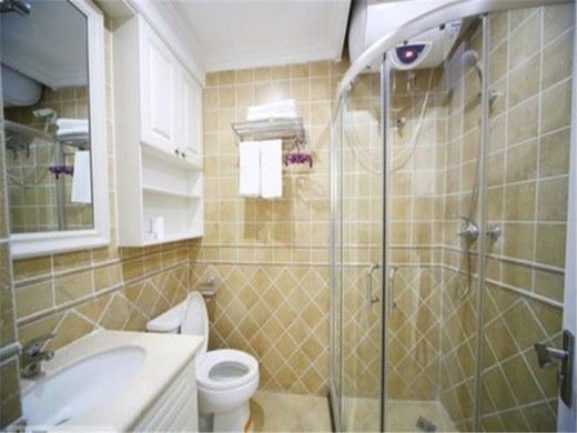 鲅鱼圈首尔公寓豪华欧式大床房
